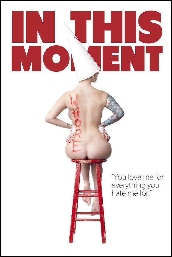 In This Moment - видеоклип Whore