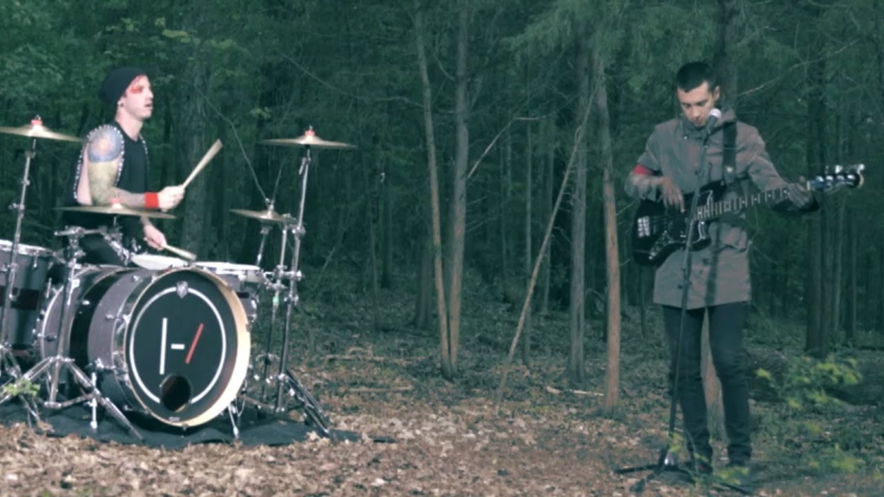 Twenty One Pilots:  Ride — перевод