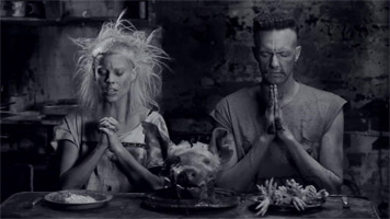 Die Antwoord - обои для рабочего стола