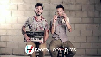Twenty One Pilots - обои для рабочего стола