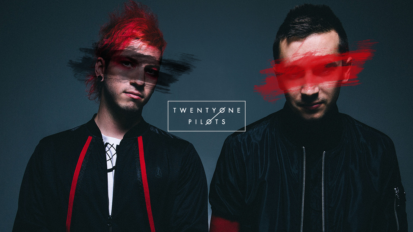 Twenty one pilots: кто такой Blurryface?