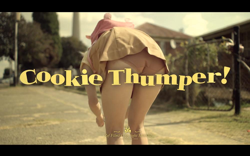 Die Antwoord: Cookie Thumper