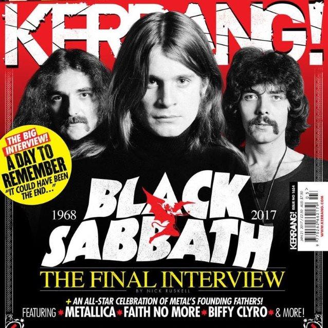 О чем сожалеют участники Black Sabbath
