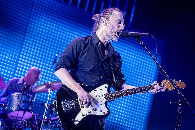 Radiohead объявили даты выступлений на лето 2017