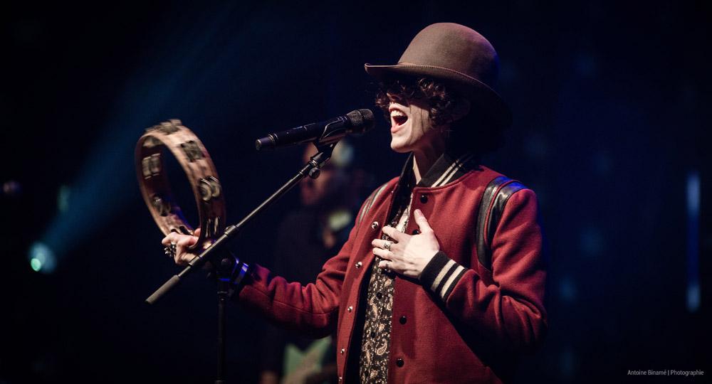 LP - впечатления от концерта в Cirque Royal