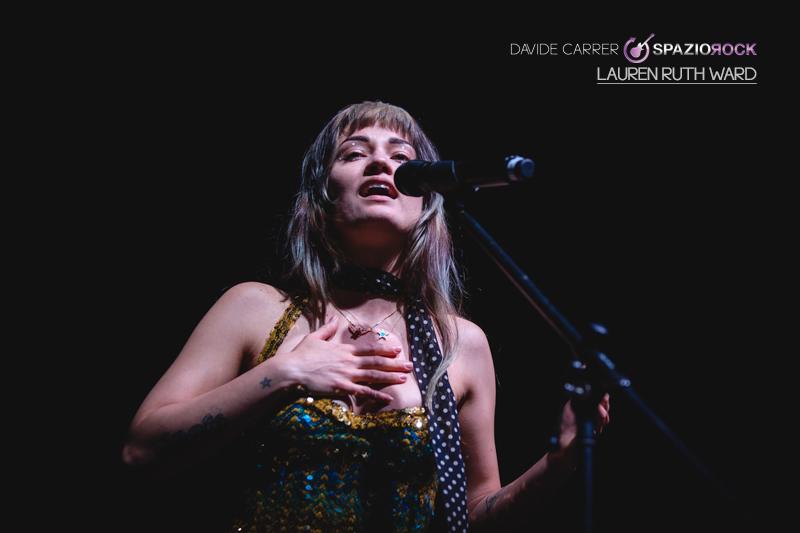 LP в Gran Teatro Geox