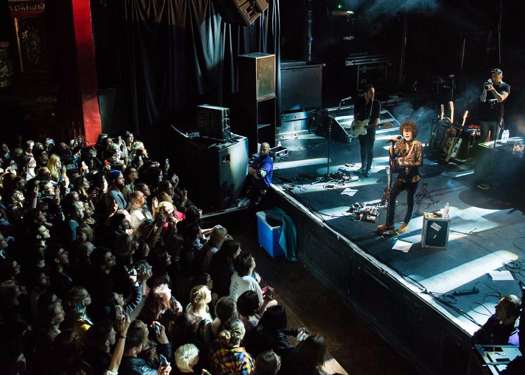 LP - концерт в Koko