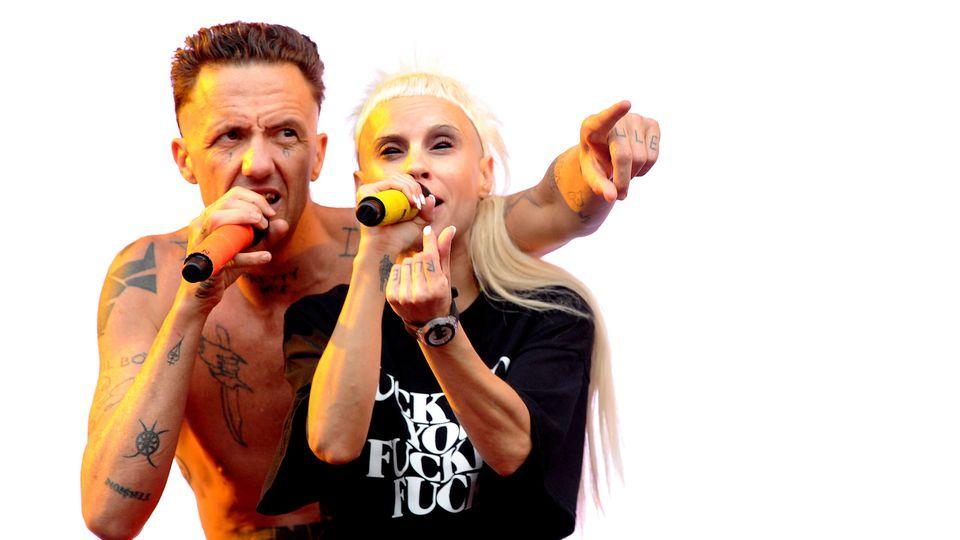 Die Antwoord - перевод песен