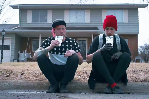 Stressed Out - акапелла