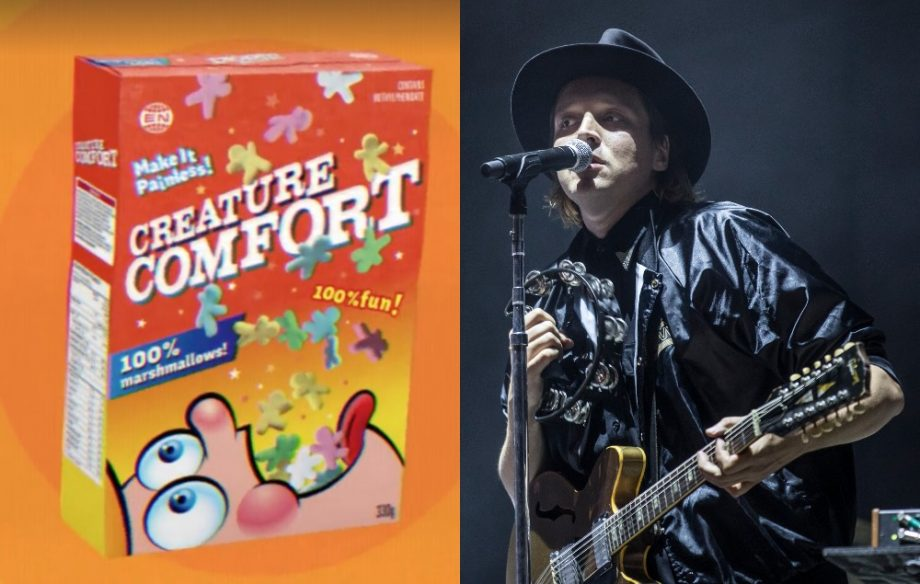 Arcade Fire выложили новое видео Creature Comfort