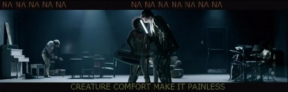 Arcade Fire: Creature Comfort - перевод