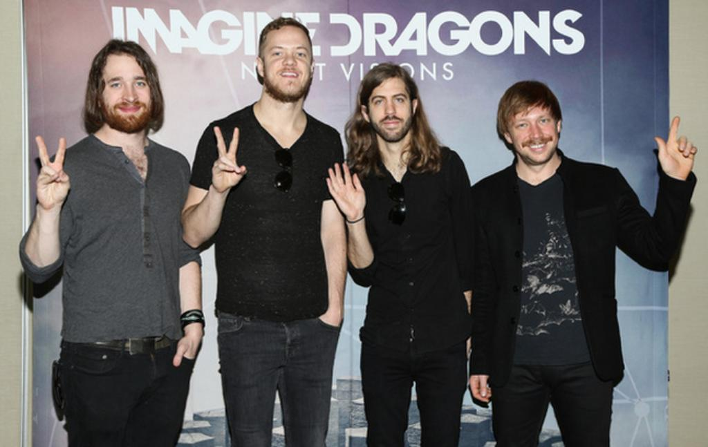 Imagine Dragons - интервью журналу Billboard