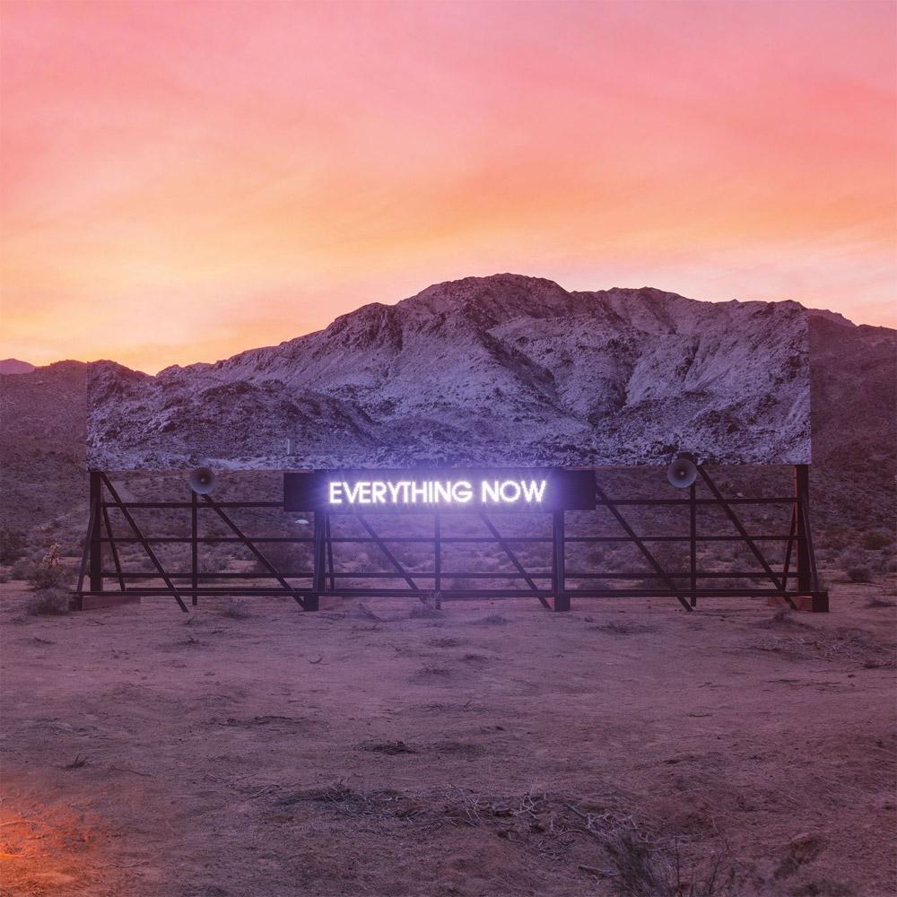 Arcade Fire возвращаются с альбомом Everything Now