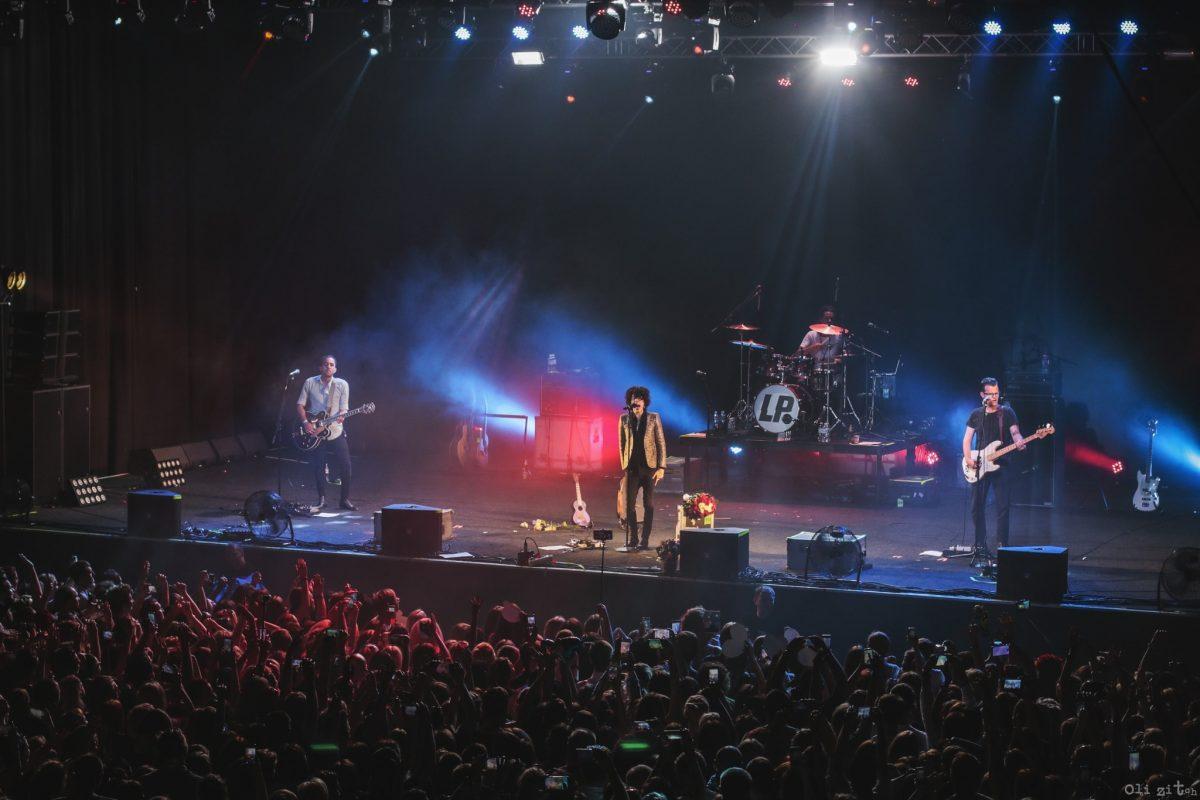 LP - интервью в Киеве 2017