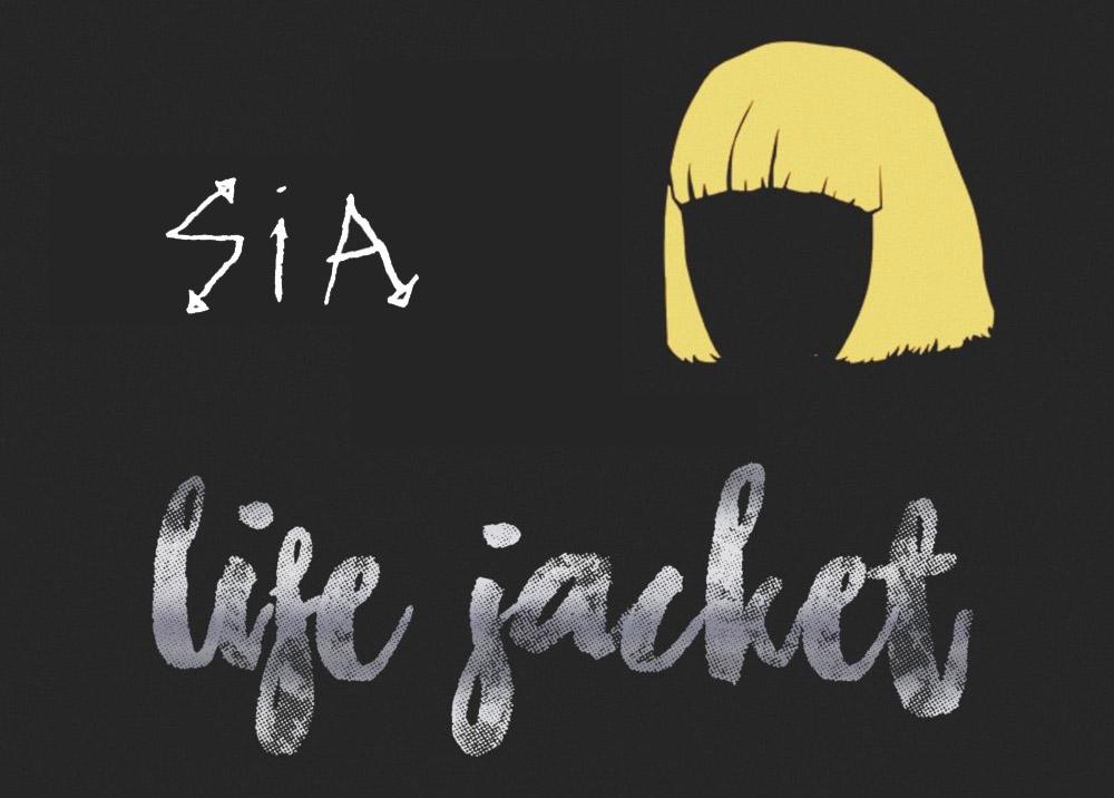 Life Jacket - новый клип Sia