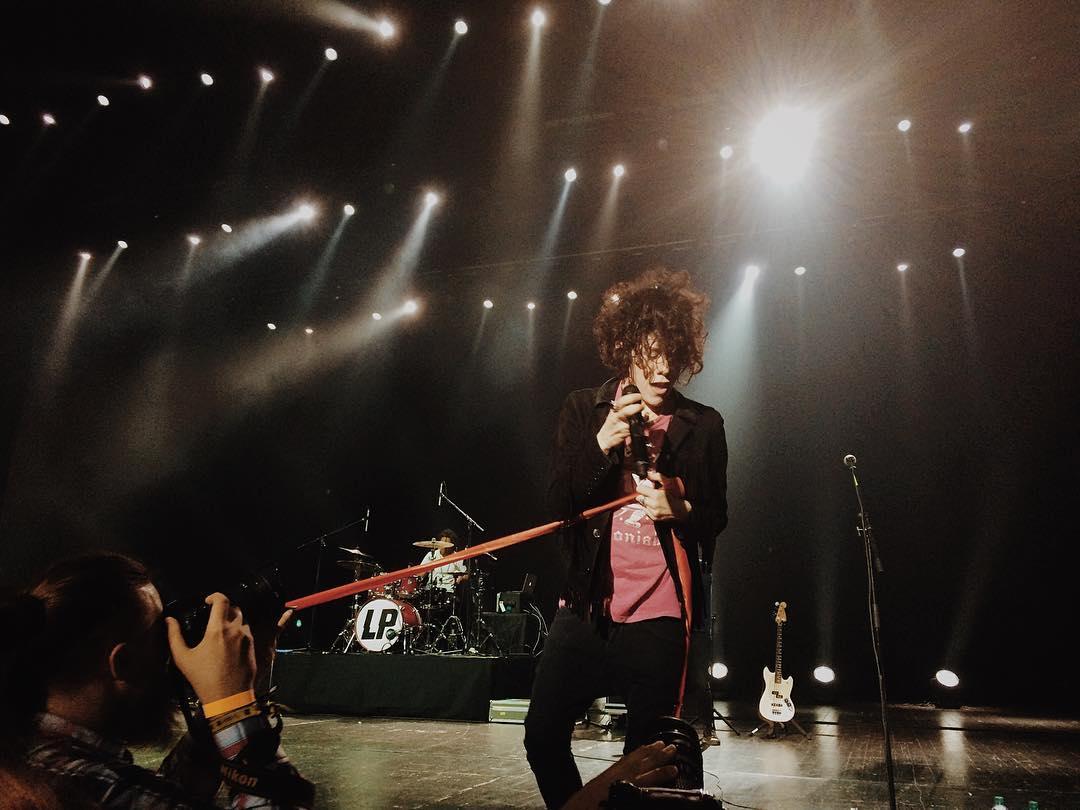 LP — Летний Европейский Тур, день 3 & 4: Крокус Сити Холл в Москве, Россия