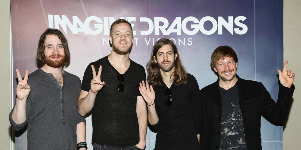 Imagine Dragons - история группы