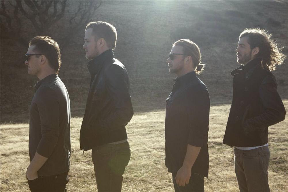 Imagine Dragons - история группы