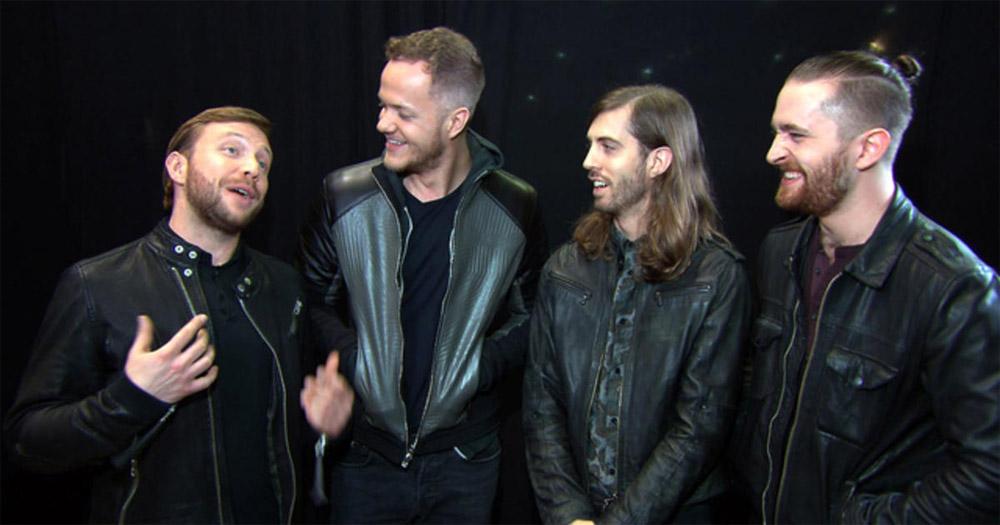 Секрет названия группы Imagine Dragons