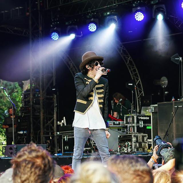 LP — Летний Европейский Тур, день 21