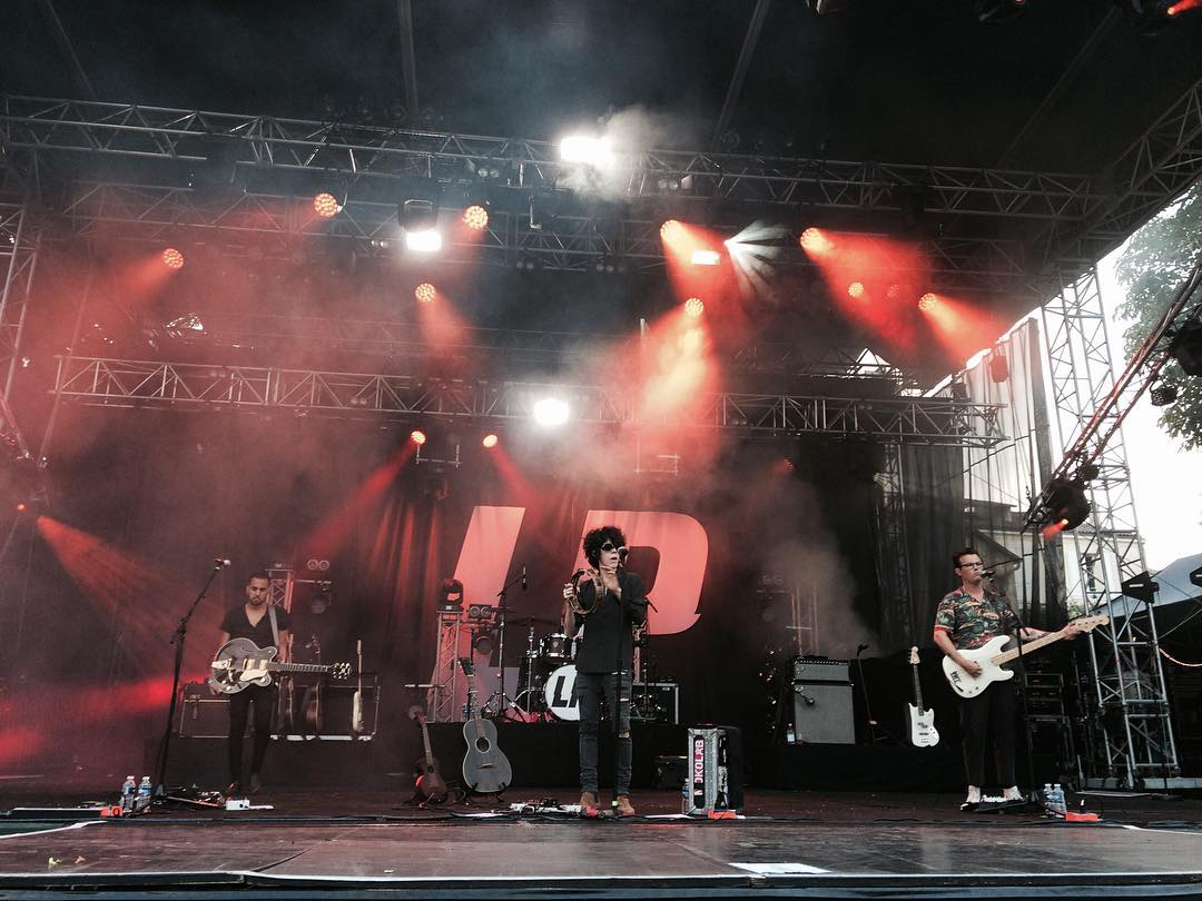 LP — Летний Европейский Тур, день 22