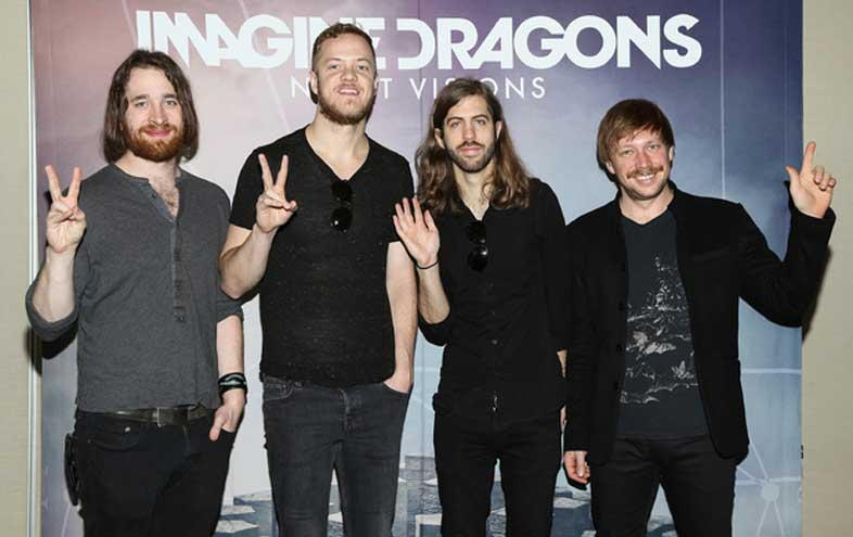 О группе Imagine Dragons