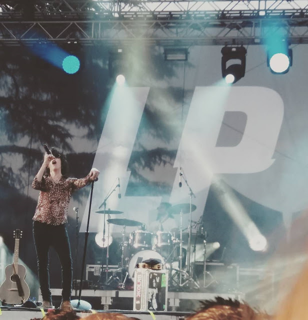 LP — Летний Европейский Тур, день 23