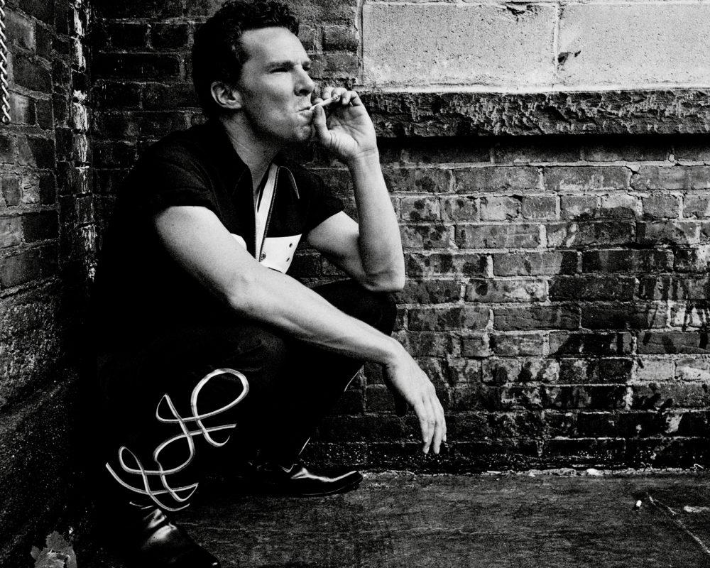 Бенедикт Камбербэтч дал интервью Тому Йорку (Radiohead)