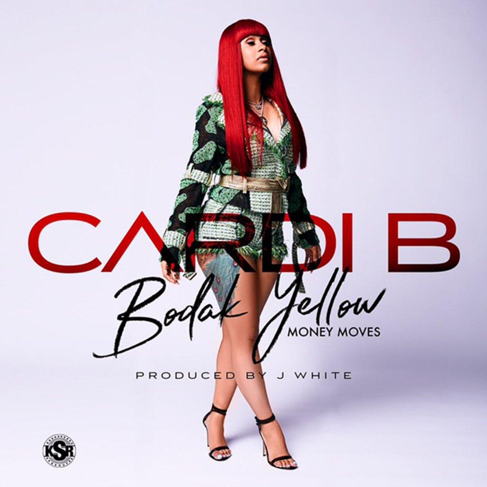 Cardi B: Bodak Yellow - перевод