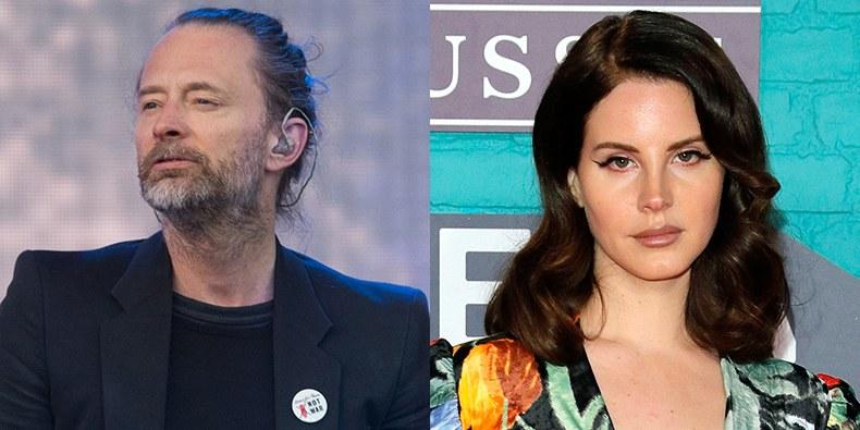 Лана Дель Рей судится с Radiohead