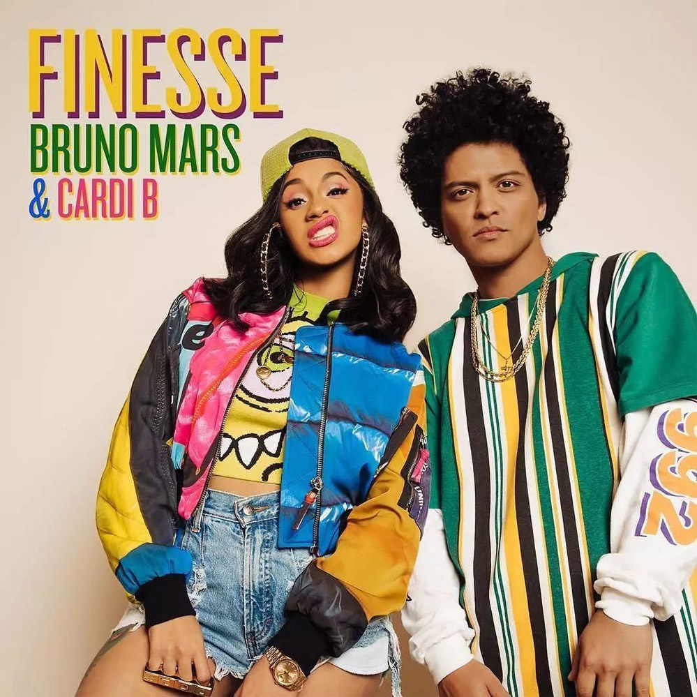 Bruno Mars ft Cardi B: Finesse - перевод