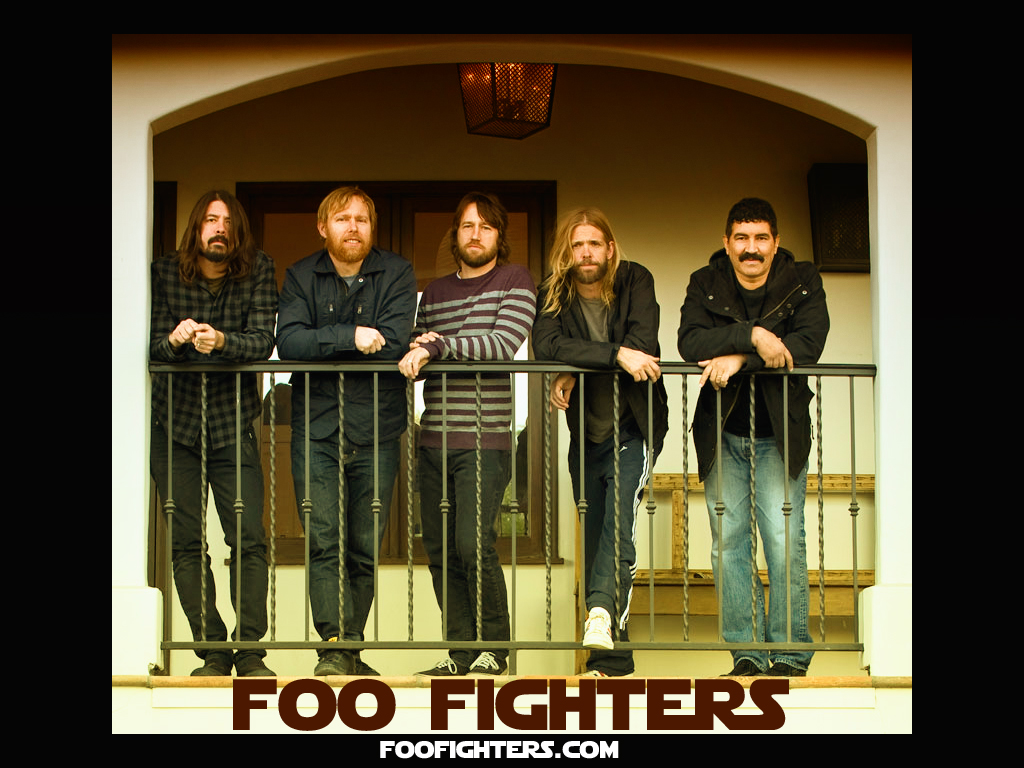 Foo Fighters: интервью (2011)