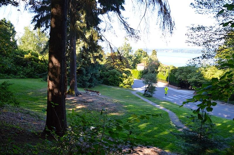 Парк Курта Кобейна в Сиэтле