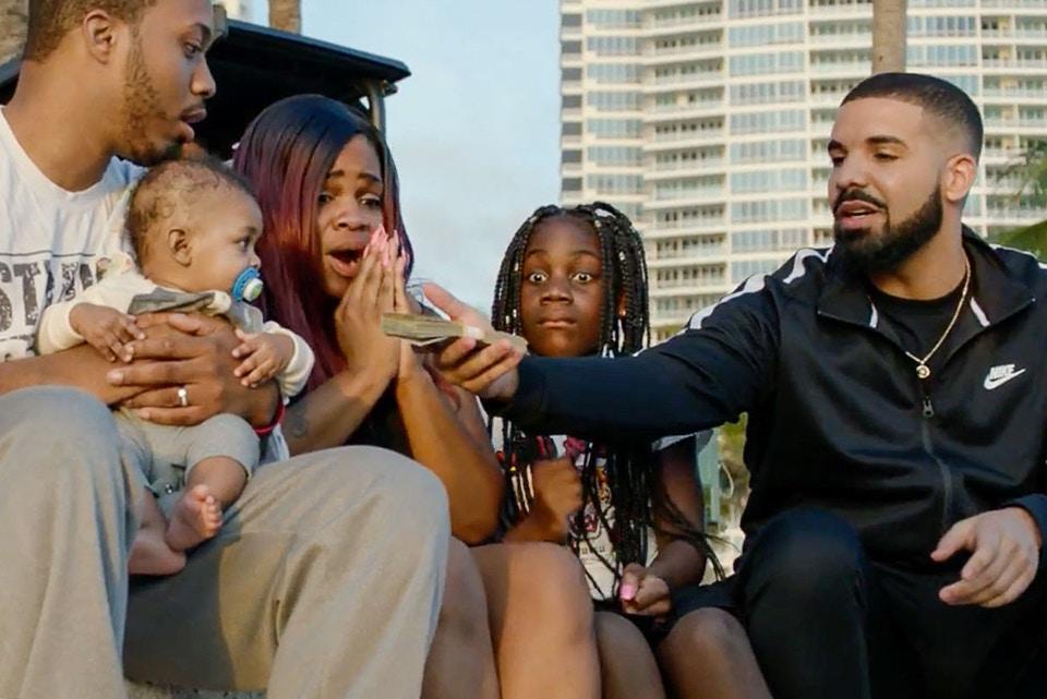 Drake: God's Plan - перевод