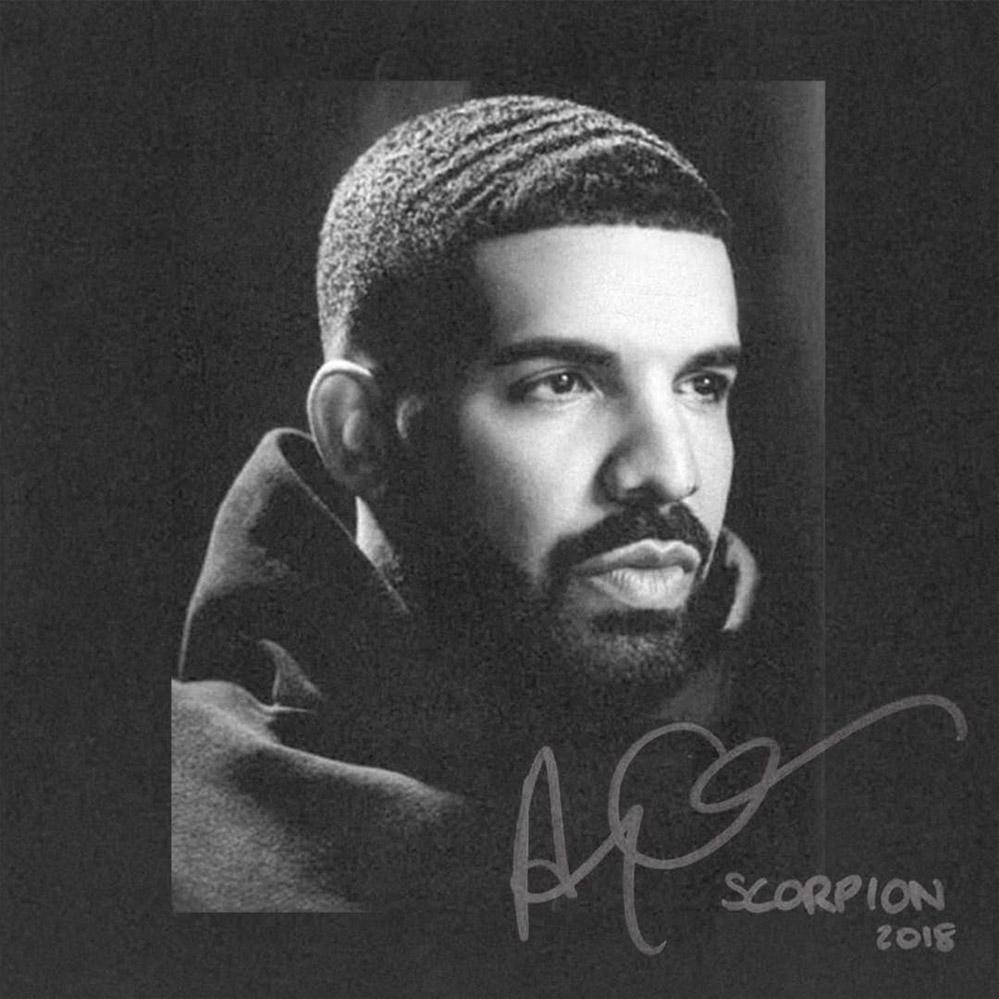 Drake: альбом Scorpion - слушать