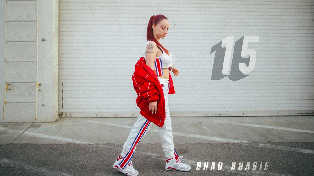 Bhad Bhabie: Juice ft YG - перевод