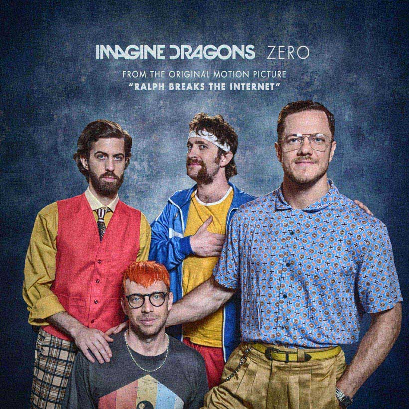 Imagine Dragons: Zero - перевод