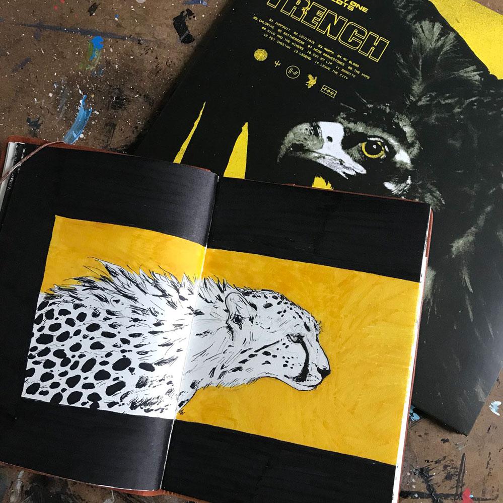 Twenty One Pilots: Pet Cheetah - перевод