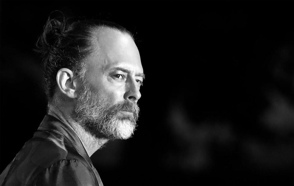 Thom Yorke — Suspiria - слушать альбом
