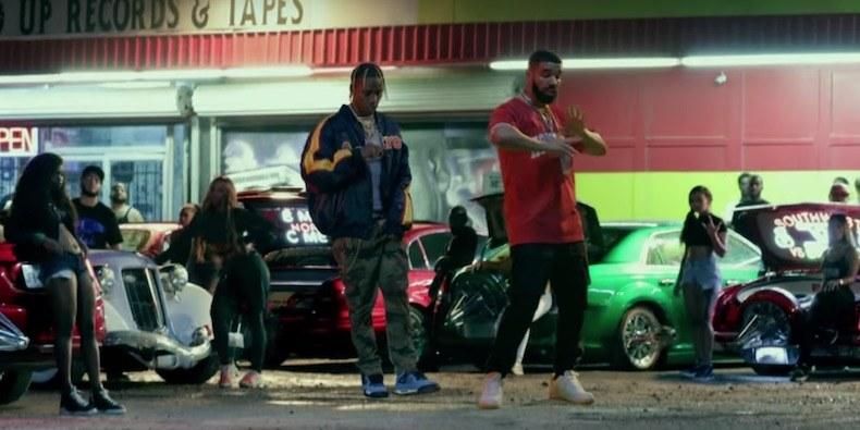 Travis Scott - SICKO MODE ft. Drake - видео