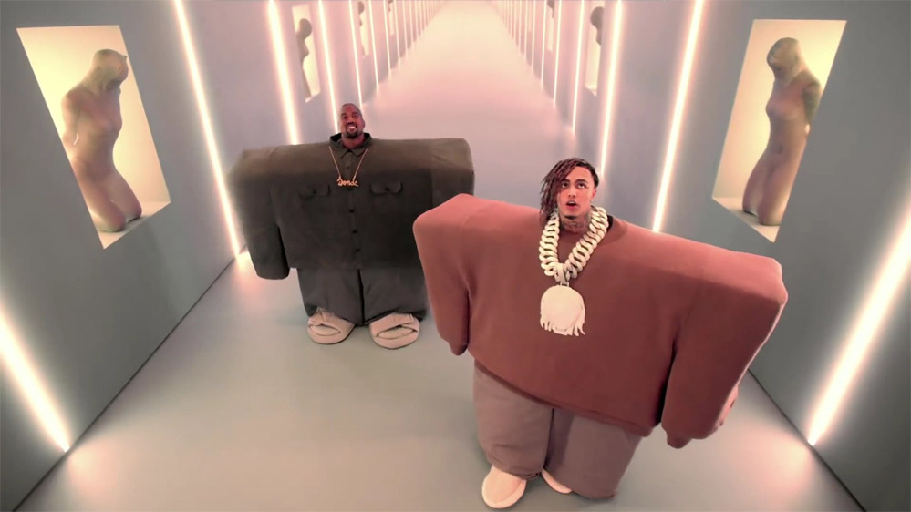 Kanye West & Lil Pump feat. Adele Givens: I Love It
