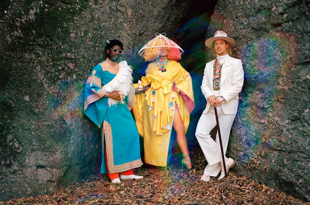 LSD (Labrinth, Sia, Diplo): Thunderclouds — перевод
