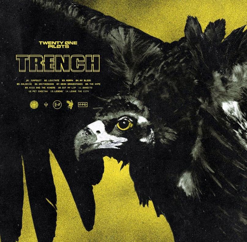 Twenty One Pilots: альбом Trench - перевод песен