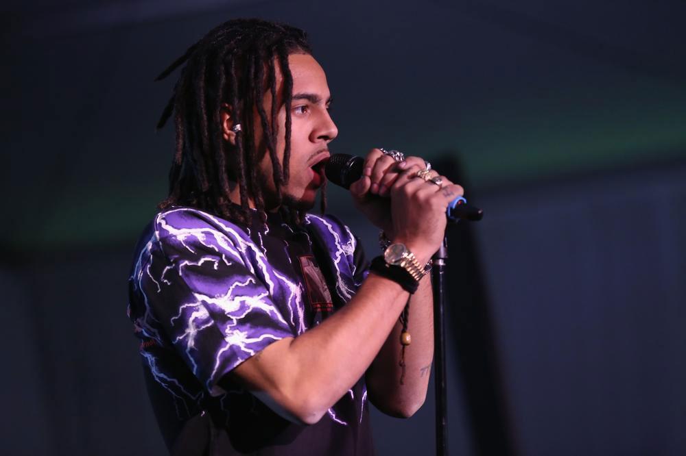 Vic Mensa зачитал дисс на XXXTentacion