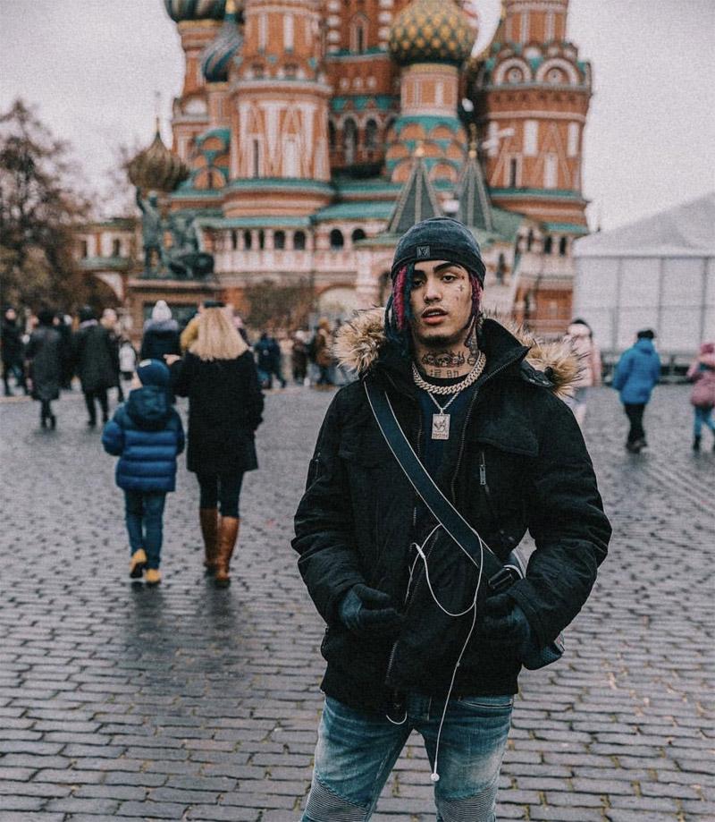 Lil Pump не приедет в Россию