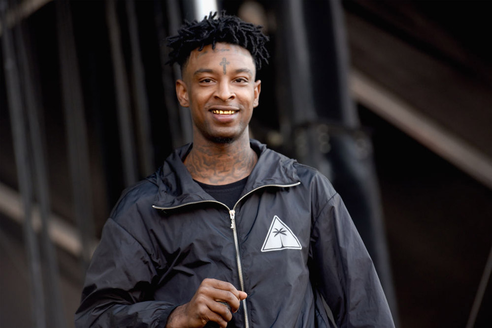 21 Savage: break da law - перевод