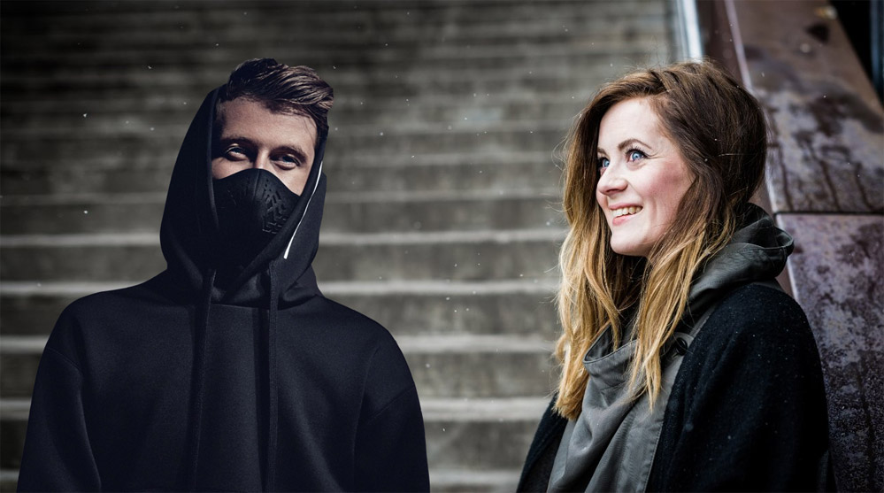 Alan Walker & Iselin Solheim