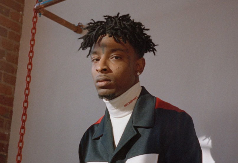 21 Savage: can't leave without it - перевод