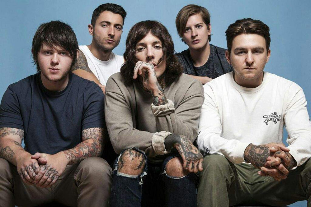 Bring Me The Horizon: Medicine - перевод