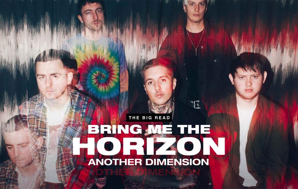 Bring Me The Horizon: Мы никогда не думаем умирать